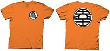 DragonBall Z Goku Kame Symbol Anime Costume Officially Licensed T-shirt