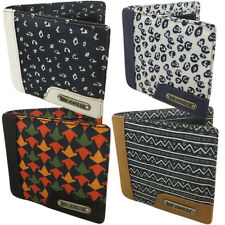 Mens Wallets Voi Jeans Card Coin Note Holder Designer Wallet New