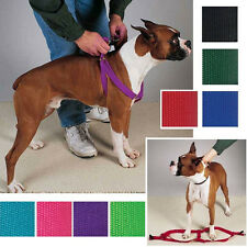 STEP IN HARNESS Dog Easy to Use Nylon Adjustable Two Steps Guardian Gear Walking