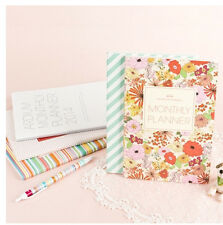 Brand New Ardium Monthly Diary Journal Planner Organizers for 2014 year