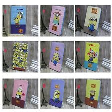 Cute Cartoon Leather Case Stand Cover For Samsung Galaxy Tab 3 10.1 P5200/P5210