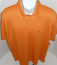 QUIKSILVER Men's Orange Water Polo 2 Performance Fabric Shirt Sizes M-XXL