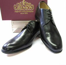 Mens Grenson Shoes Templemeads Black Leather Lace Up Formal Smart G Fit
