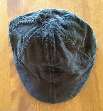New Classic Men's Claiborne Drivers Cap JCPMW189CL12-Brown, Small