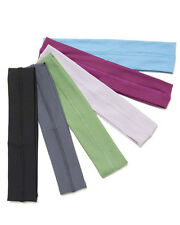Alo Ladies Headband, Workout sweat band, head band, Comes in 9 Colors  (W7000)