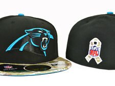 Carolina Panthers 2013 SALUTE TO SERVICE FITTED 59Fifty New Era NFL Hat