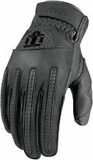 *Fast Shipping* ICON 1000 Rimfire Glove (Grey) Motorcycle Gloves