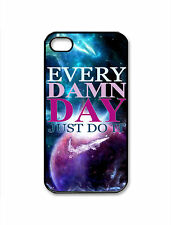 Every Damn Day Just Do It, Nike Custom Iphone 5 4 4S, Samsung S4, S3 Casing Case