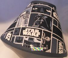 Star Wars Characters Lamp Shade (Handmade in USA after your order is placed.)