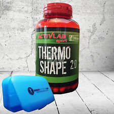 ACTIVLAB Thermo Shape 2.0Strong Fat Burner 90&180 Caps  suitable for Vegetarian