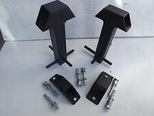 SECURITY GROUND ANCHOR BOLT DOWN/CEMENT IN GROUND FOR MOTORBIKES