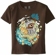 Minecraft Owner of the Sphere Officially Licensed Authentic Youth Kids T-shirt