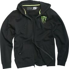 One Industries Monster Back It Up Zip-Up Hooded Sweatshirt Hoodie CLOSEOUT!