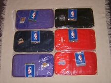 NBA VARIOUS TEAMS 8 DISC CD DVD CAR VISOR HOLDER NEW