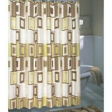 """Fabric Shower Curtain in 108"""" x 72"""" or 72"""" x 84"""""""