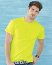 Gildan Men's Ultra Cotton SS T-Shirt with a Pocket 2300 S-5XL