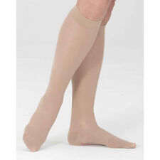 Mediven Plus 20-30 mmHg Closed Toe Knee High Stockings with Silicone Top Band