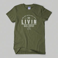 DAZED AND CONFUSED: WOODERSON LIVIN T-SHIRT - M, L