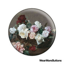 """New Order """"Power, Corruption and Lies"""" Pin Button Badge Fridge Magnet"""