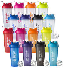BlenderBottle CLASSIC 28 oz BPA FREE Shaker Blender Bottle Mixer Cup PICK COLOR