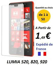 LOT FILMS DE PROTECTION PROTECTEUR ECRAN NOKIA LUMIA 520, LUMIA 820 , LUMIA 920