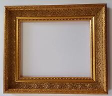 """2"""" Wide Gold Ornate  Furniture Quality Picture Frames for Paintings"""
