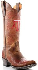 Womens Gameday Texas A&M Aggies Leather Cowboy Boots