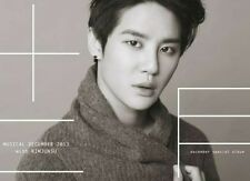 XIA MUSICAL DECEMBER 2013 WITH KIMJUNSU ::CD+PhotoLylicBook-20p+Poster JYJ JunSu