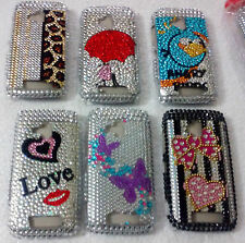 for nokia lumia 610 n60 n 610 hard back diamond case fashion cover new