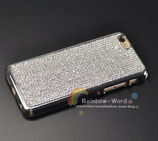 Bling Claw Set Clear Swarovski Element Crystal Case Cover for iPhone 6 6 PLUS