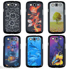 3D Vision Live Effect Hard Back Case Cover For Samsung Galaxy S3 III i9300 New