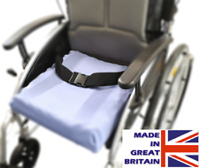 WHEELCHAIR SEAT BELT - LAP STRAP FOR WHEELCHAIR OR MOBILITY SCOOTER -STYLE 2