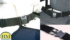 WHEELCHAIR SEAT BELT - LAP STRAP FOR WHEELCHAIR OR MOBILITY SCOOTER -STYLE 1