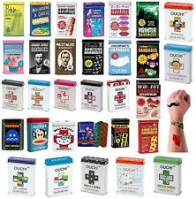 Childrens Kids Novelty Funny Bandages Band Aid Kids First Aid Medical Diabetes