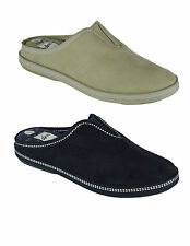 K83- Womens Ladies Soft & Comfy Luxury Mule Slippers in Faux Suede SIZE 3-8
