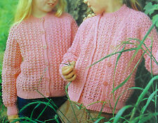 KNITTING PATTERNS BOYS GIRLS TEENS YOUNG ADULTS CARDIGANS DOG & CAT SWEATERS +++