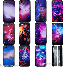 New Galaxy Space Universe Snap On Case Cover Hard Skin Protector for iPhone 4 4S