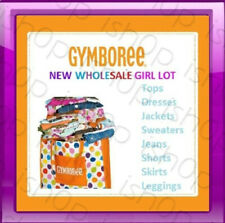 NWT GYMBOREE WHOLESALE GIRL CLOTHING LOT RV $300+ Size 2T 3T 4T 5T & MORE