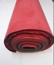 "Foam Backed Suede Headliner Fabric 60"" Width - Sold by the Yard - 9 COLORS!"