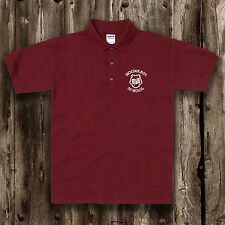 Hogwarts School Mens Womens Polo Shirt -- Harry Potter Clothing Presents Gifts