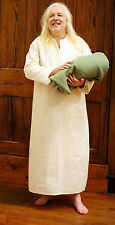 Medieval-Larp-Gothic-SCA-Re enactment-Period MALE NIGHTSHIRT-GOWN All sizes