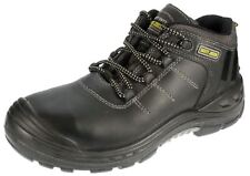 Safety Jogger Force 2 S3 Composite Metal Free Toecap Leather Lace Work Boots
