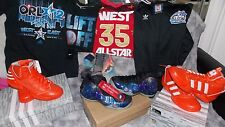 NIKE FOAMPOSITE GALAXY ONE SIZE 9 (ONE OF A KIND NBA ALLSTAR GAME PACKAGE)