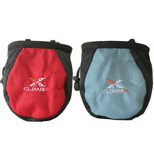 New Fiend Climbing CLIMB-X Addict Chalk Bag With Adjustable Belt For Closure