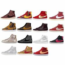 Nike Wmns Blazer Mid Womens Classic Casual Shoes 2014 NSW Sneakers Pick 1