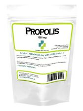Propolis 1000 mg great choice for persistent coughs & sore throat Lindens