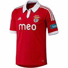BNWT- Official Adidas Benfica Home Shirt - All Sizes - SLB Football Jersey
