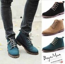 2014 Spring England Style men's Martin Boots PU High-top Boots Casual Shoe PC36