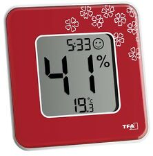 Humidity Meter Thermometer Hygrometer TFA Style Room Climate Testing
