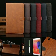 Deluxe Gloosy Pu Leather Case Stand Cover For Samsung Galaxy TAB Pro 8.4'' T320